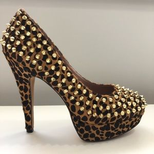 Vince Camuto Spiked Heals